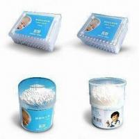 China Safety Cotton Swabs, Suitable for Baby Use wholesale