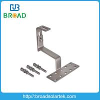 China OEM New Design Roof Metal Mounting Bracket / Support Frame on sale