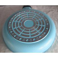 China Eco-friendly 20CM Nonstick Frying Pans With Spiral Bottom wholesale