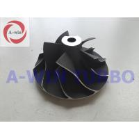 China GT1749V Turbo Compressor Wheel Replacement Parts 717697 - 0003 / 0004 wholesale