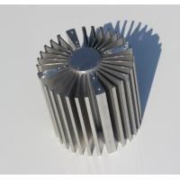 China Anodized 6061 / 6060 Aluminium Heatsink Extrusions With Finished Machining wholesale