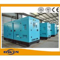 China 250kva Silent Soundproof Cummins Diesel Generators / emergency power generators wholesale