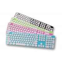 China 2.4 Ghz Wireless Keyboard And Mouse Combo For Windows 2000 / XP / VISTA / 7 / 8 wholesale