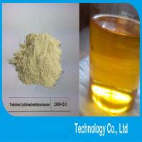 China Medical Tren Steroid Raw Powder Trenbolone Hexahydrobenzylcarbonate Einecs 245-669-1 on sale