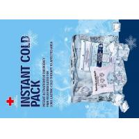 China Disposable Instant Cold Pack For External Medication Flexible Ice Pack wholesale