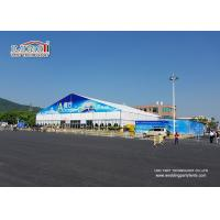 China Aluminum Frame PVC Roof  Big Exhibition Tent For Out Event Or Catering wholesale