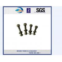 China Railway fastener railway bolt and nut made in China on sale