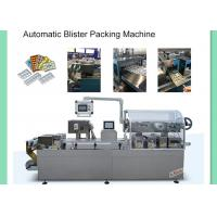 Wholesale Stainless Steel Pharmacy Alu Alu Blister Packing Machine With Mold Easily Replaceable from china suppliers
