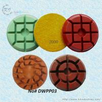China Soft Polishing Pads for Concrete Floor / Granite & Marble Stone Renovation wholesale
