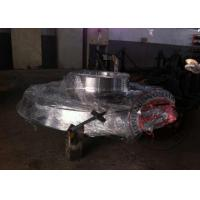 Quality Hydraulic Turbine Thrust Disc Brake Spindle Carbon Steel Forging 100T OEM for sale