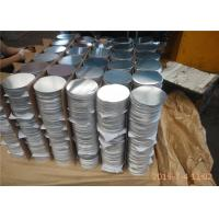 China Bright Surface Round Aluminum Circle Sheet Non - Stick For Utensils 1100 3003 wholesale