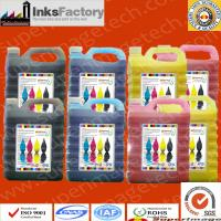 China Low Odor Konica 512/35pl Solvent Inks wholesale