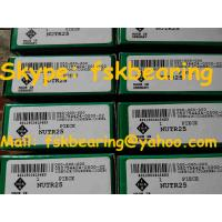 China Sealed NUTR25 Axial Direction Truck Roller Bearings for Heavy Duty Machine wholesale