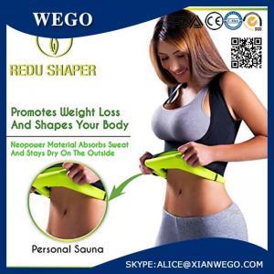 China Women's Hot Shapers Shirt - Redu Shaper Belt Tecnomed Thermo Slimming wholesale