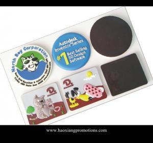 China Custom Logo Low MOQ Round Shape Promotional Gift Cork Coaster Single Packed wholesale