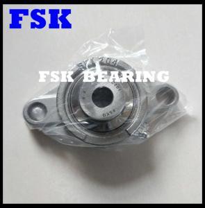 China Two-bolt SSUCFL204 / SSUCFL201 / SSUCFL205 Pillow Block Bearing Flanged Units ID 20mm OD 113mm on sale