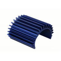 China Industrial LED Aluminium Heat Sink Profiles Colourful High Efficiency Enclosure wholesale