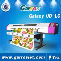China Galaxy UD181LC Digital Eco Solvent Printer for Self-adhesive Decal Banners Vinyl Printing wholesale