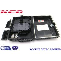 Buy cheap 16 Port Outdoor Wall Mount Fiber Optic Splitter Terminal Box IP68 PC+ABS Plastic KCO-ODP-16B from wholesalers