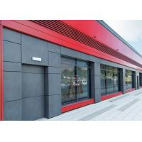 Quality Decorative Aluminum Architectural Panels Exterior / Outside Wall Cladding Panels for sale