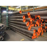 China Round Seamless Oil Casing Pipe Fluid Pipe API SPEC 5L X80 60mm - 630mm wholesale