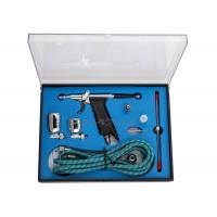 China 7cc & 10cc single action gravity feed airbrush kits , nail airbrush gun wholesale