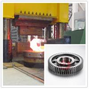 Quality ASTM Gear Blank Forging For ASTM EN10228 STD Reducer Mining Steel for sale