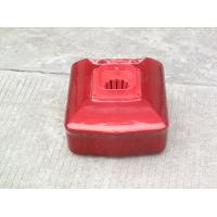 China Single cylinder engine water tank red color S195 S1100 S1110 etc iron material wholesale