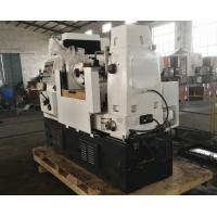China Horizontal Type Gear Hobbing Machine With Servo Motor Hardening Treatment on sale
