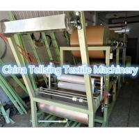 Buy cheap top quality 6 cylinders finishing and starching machine electric heating  for zipper tape, ribbon lace,webbing sling from wholesalers
