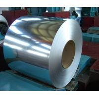 DX51 EN 10147 Hot Dipped Galvanized Steel Coils For Industrial Freezers / Furniture