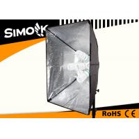 China 5500K E27 Fluorescent lights for photography , Continuous Fluorescent studio lighting on sale