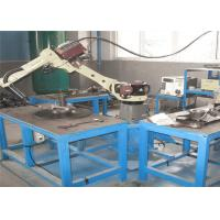 China Customized Color Robots In Automotive Industry Tube To Tubesheet Welding Station on sale