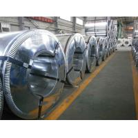 Quality ASTM A653 , JIS G3302 Hot Dipped Galvanized Steel Coils For Washing Machine for sale