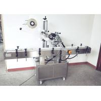 China Coffee Bag Top Surface Labeling Machine for Battery Hospital Blood Candy Cereal on sale