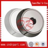 China cbn grinding wheel for glass on sale