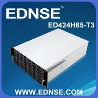 China ED424H65-T3 24 Bay Hot Swap 4U Rackmount Chassis on sale