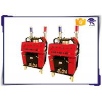 China Red Color Polyurethane Foam Machine 1Mpa Air Supply For Exterior Wall Insulation wholesale