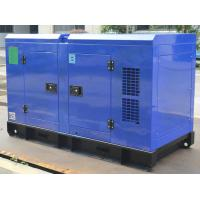 China ABB / Delixi 40kw 50kva Three Phases Four Wires Air Cooled Diesel Generator wholesale