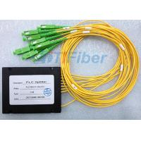 China Low Insertion Loss Fiber Optic Splitter Optical Cable Splitter Low PDL And High Reliability wholesale