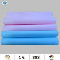 Quality Nylon Microfiber Spunlace Non Woven Polyester Fabric In Curtains And Blind for sale