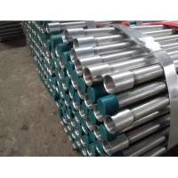 China Galvanized DIN 2440 EN10255 Threaded Welded Seamless Steel Pipe For Transportations wholesale