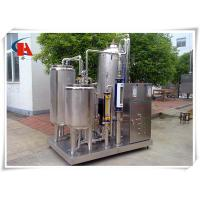 China High Speed Carbonated Beverage Filling Machine Huge Output For Soft Soda Drinks wholesale