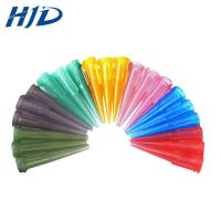 China All Plastic Glue Syringe Needle Inclined Screw Top Smoothly Outlet wholesale