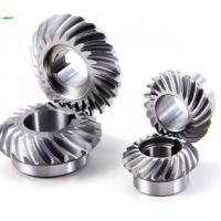 China sprial bevel gears for transmission gearbox High Quality Ball Mill Pinion Gear made in China wholesale