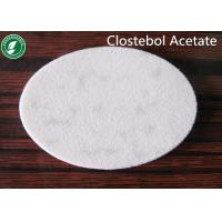 China White Crystalline Muscle Growth Steroids Clostebol Acetate For Bodybuilding 855-19-6 wholesale