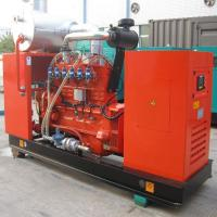 China Dustproof Gas Backup Generator Natural Gas Generator , Fuel Consumption , 25 - 550kw wholesale