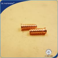 China Capacitor Discharge External Threaded Weld Studs For Steel Structures wholesale