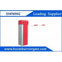 China 2mm Security Parking Vehicle Barier Gate For Traffic Access Control System wholesale