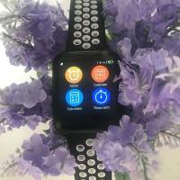 China wholesale Smart Watch 42mm MTK2502C IWO 3  Heart Rate Monitor Bluetooth Notifier Watch W53 for IOS Android phone(Black ) wholesale